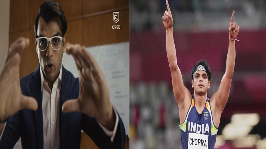 નીરજ હુઆ મધ્ધમ! : ચાહકો નીરજ ચોપરાના અભિનયના દીવાના છે