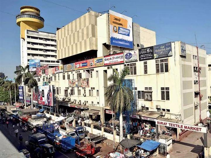 ઉત્તર-દક્ષિણ ભારતમાં કાપડની માંગમાં ઘટાડો થતાં સુરતના ટેક્સટાઇલ ટ્રાન્સપોર્ટરોની ચિંતામાં વધાર