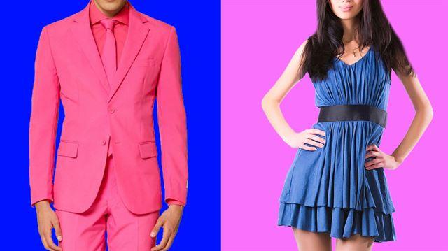 પિંક, ગ્રે કે પછી બ્લુ : રંગો અને જાતીયતા વચ્ચે ખરેખર કોઈ કનેક્શન છે ખરું?