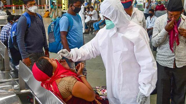 કોરોનાની રસી ન લેવાનું ભારે પડ્યું : દેશની પ્રથમ કોરોના સંક્રમિત દર્દીને  ફરી થયો કોરોના