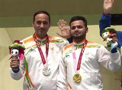 ટોક્યો પેરાલિમ્પિક્સમાં ભારતના ડબલ ધમાકા! મનીષ નરવાલને ગોલ્ડ, સિંહરાજને સિલ્વર મેડલ