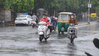 છેલ્લા ચાર કલાકમાં રાજ્યના 88 તાલુકાઓમાં વરસાદ : આ તારીખ સુધી ભારે વરસાદની આગાહી