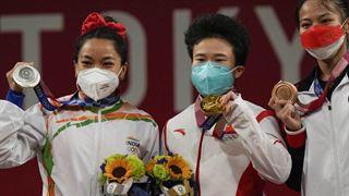 મીરાબાઈ ચાનુને મળી શકે છે ગોલ્ડ મેડલ: ચીની ખેલાડીના આ ટેસ્ટ પર હશે સંપૂર્ણ દારોમદાર